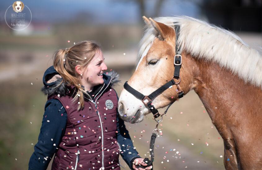 Zwischen Rugby und Pferden
